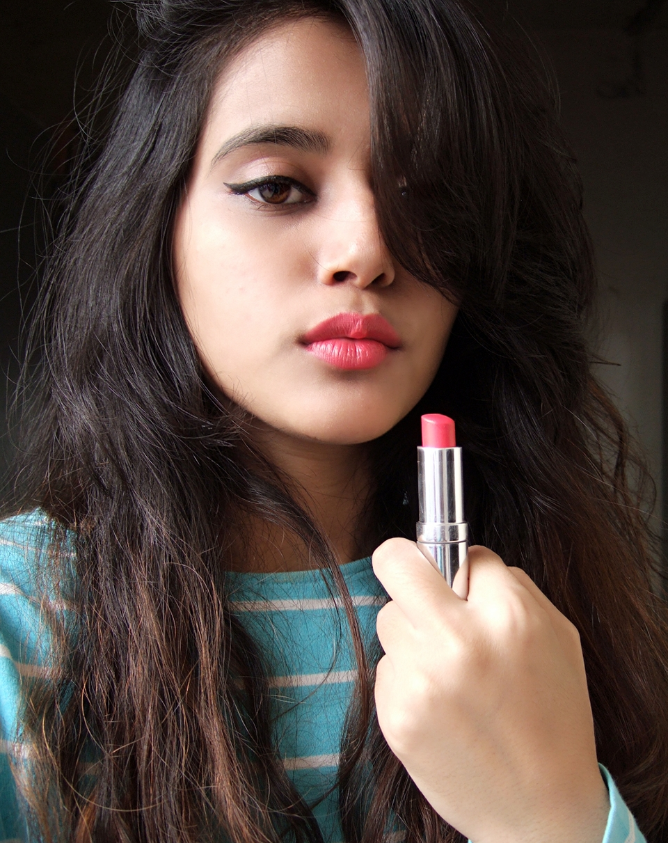 Lipsticks are love, Experiment with it!
