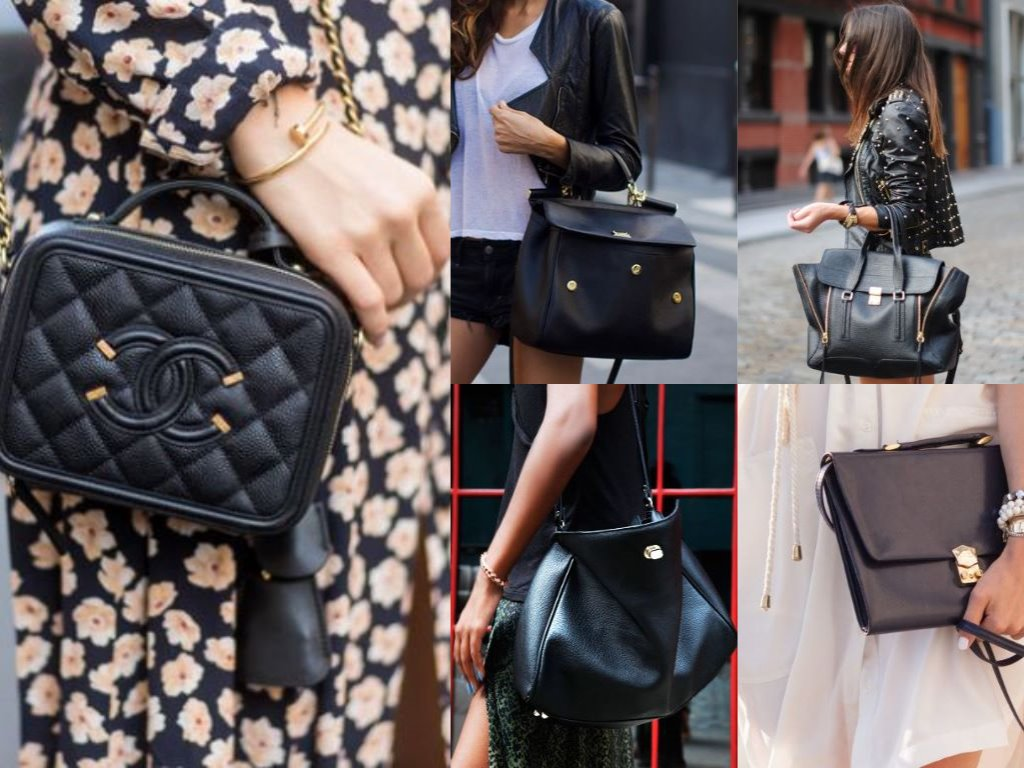 Five handbags every girl must have