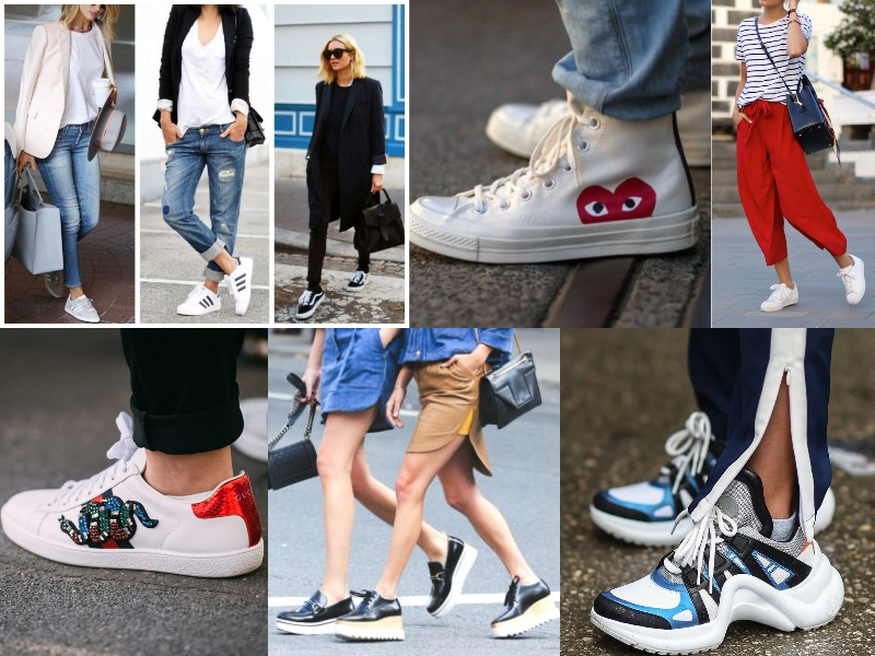Ten types of footwears every girl must have