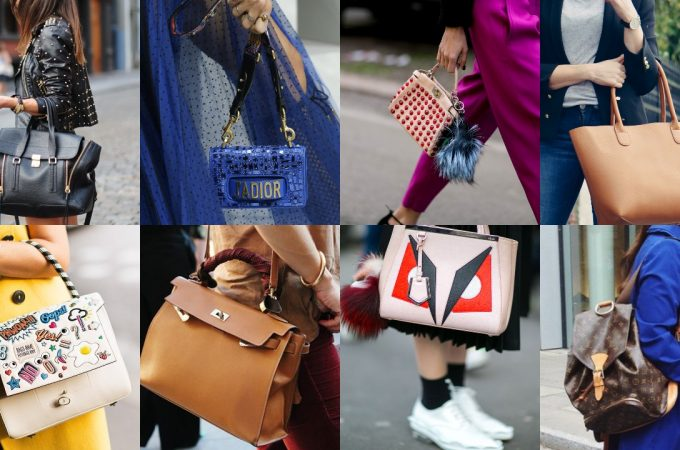 Five type of handbags every girl must have!