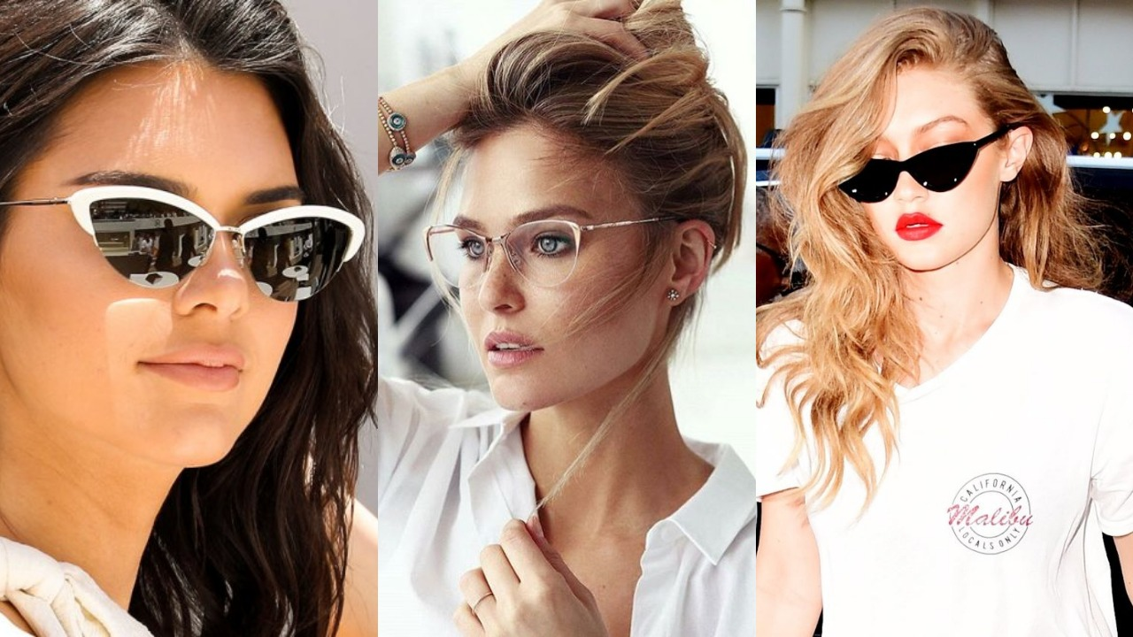 Five type of Eyewears every girl must have