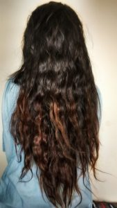 Easiest way of getting heatless curls overnight