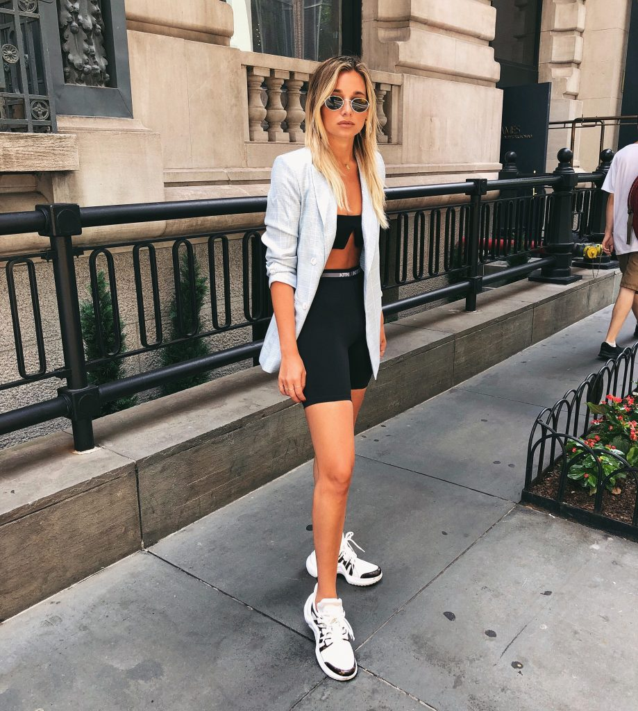 Trend Alert The 90s Cycling Shorts are back in 2018