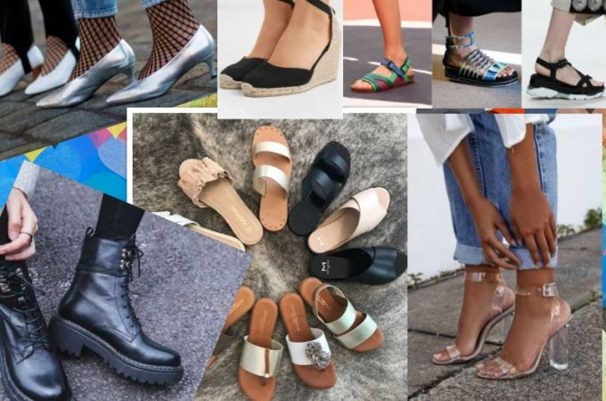 Top five shoe trends, you just can't miss!