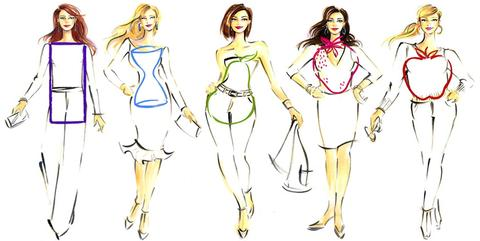 Dressing ideas for petite body type, tips & tricks!