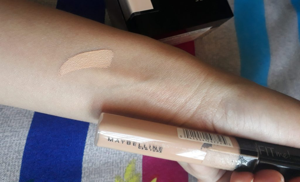 Product Review: Maybelline Fit Me Loose Powder and Concealer