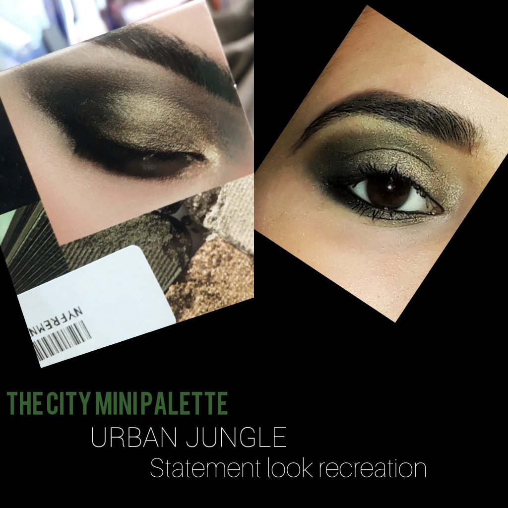 Maybelline New York The City Mini Palette: Urban Jungle | Review