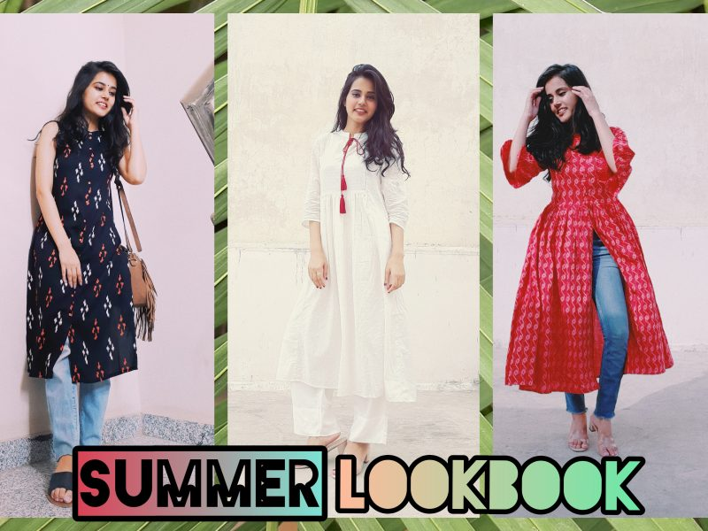 My summer lookbook