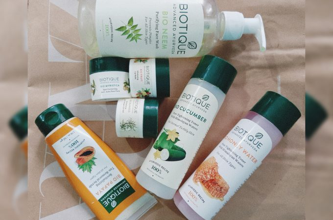 Biotique Skincare Products: Honest Review